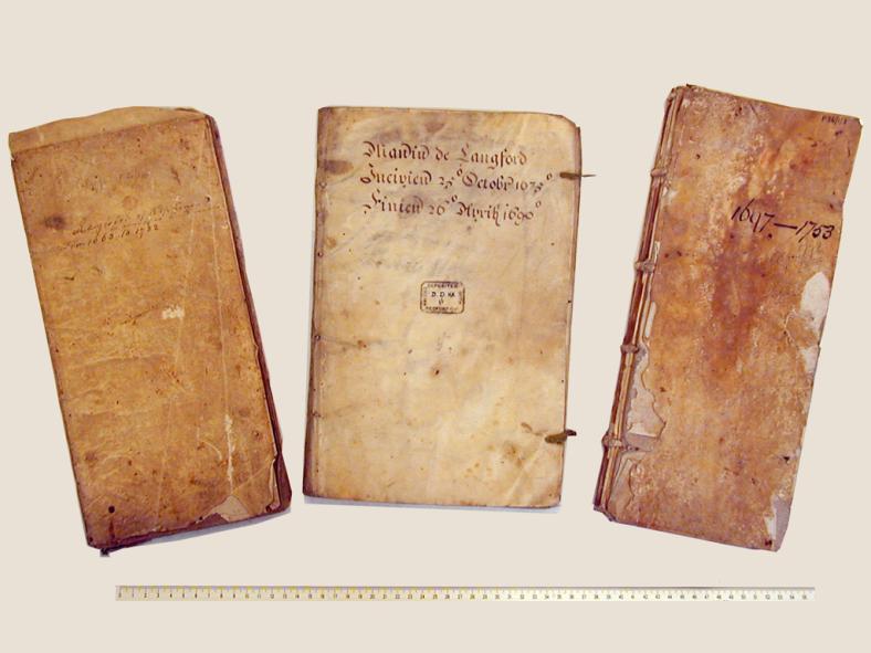 17th-century examples
