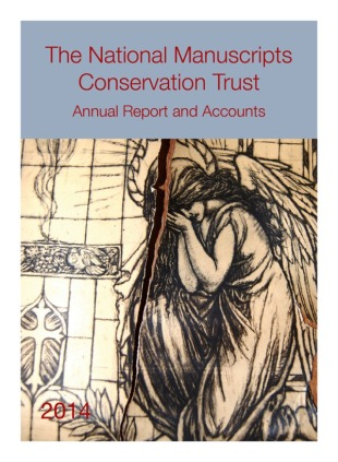 NMCT Grants for conservation of manuscripts October 2015 deadline